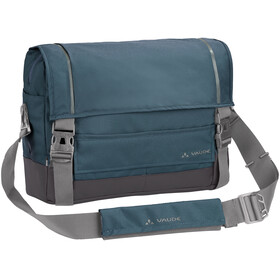 VAUDE Cyclist Messenger Bag L blue gray
